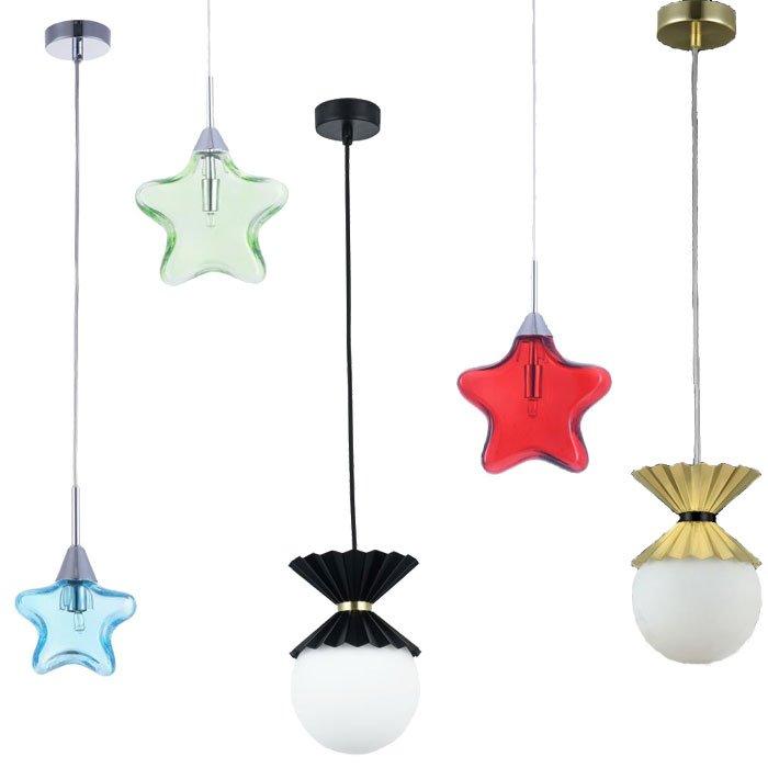 Подвесные светильники от Maytoni - яркость образов