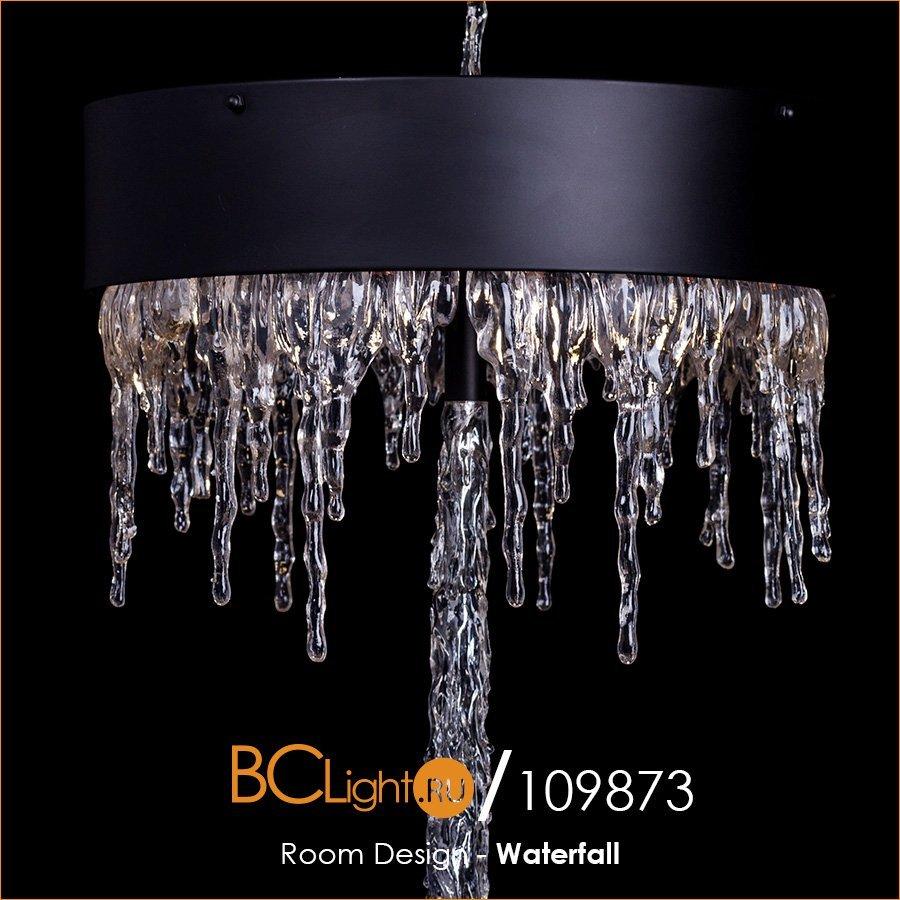 Полный обзор настольной лампы коллекции Waterfall от Room Design