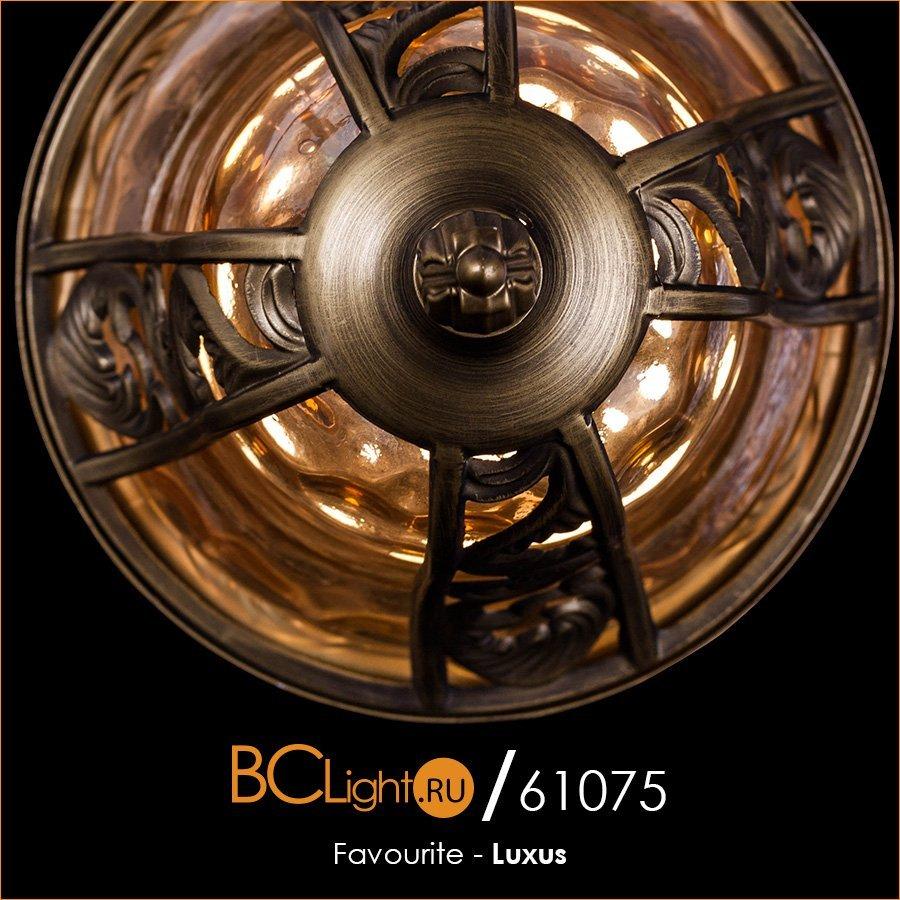 Полный обзор уличного светильника Favourite Luxus 1495-1p