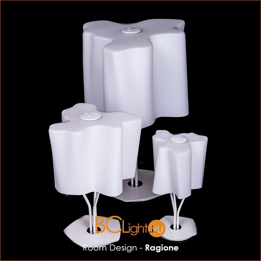 Полный обзор настольных ламп коллекции Ragione от Room Design