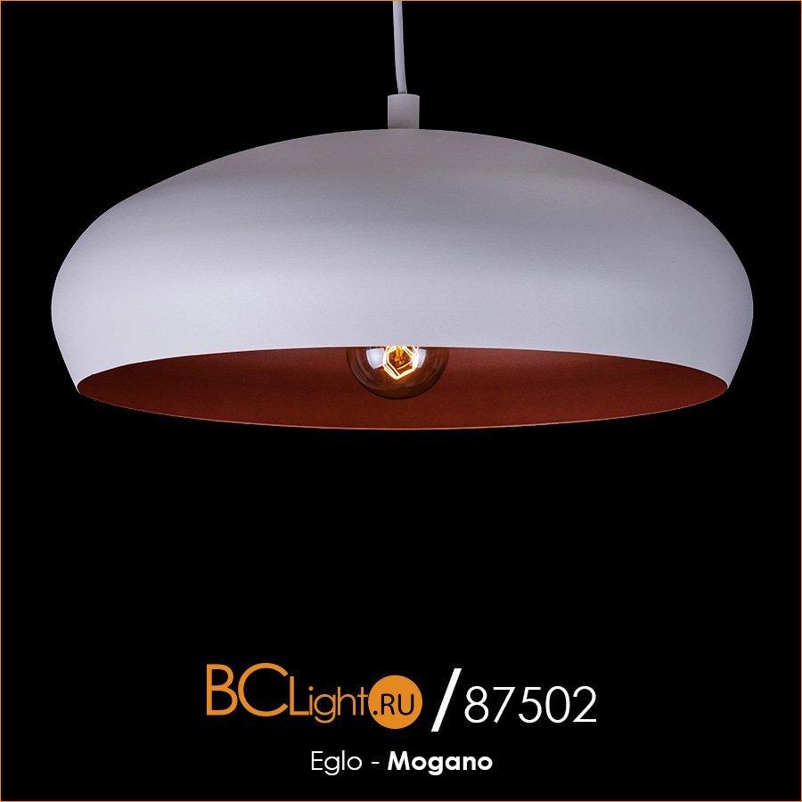 Полный обзор подвесного светильника Eglo Mogano 1 94606