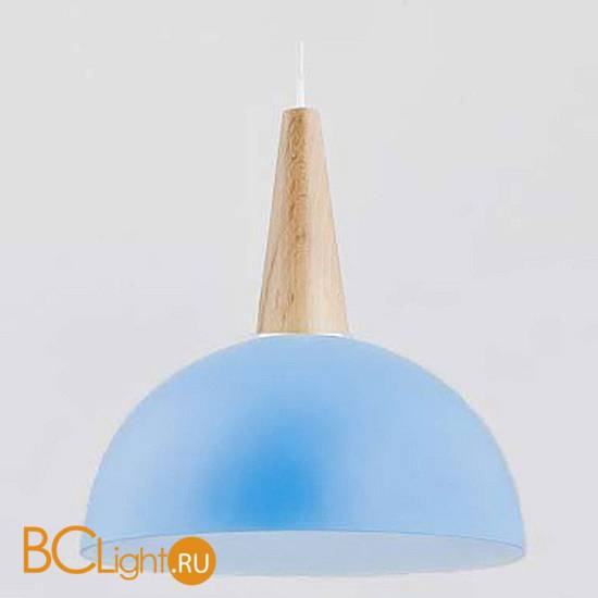 Подвесной светильник Alfa Fotyn 9728 голубой