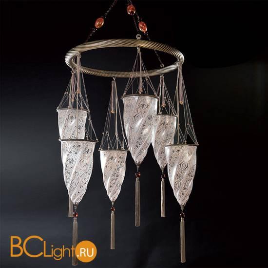 Подвесной светильник Archeo Venice Serie 100 101/6C