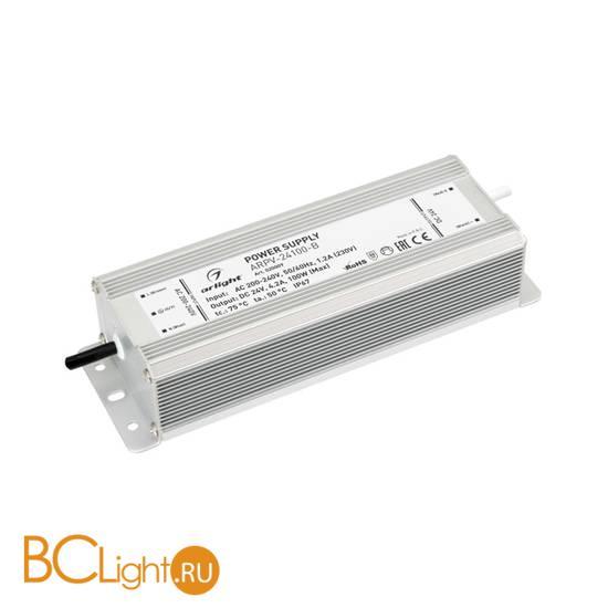 Блок питания ARPV-24100-B (24V, 4.2A, 100W) (ARL, IP67 Металл, 3 года) 020009