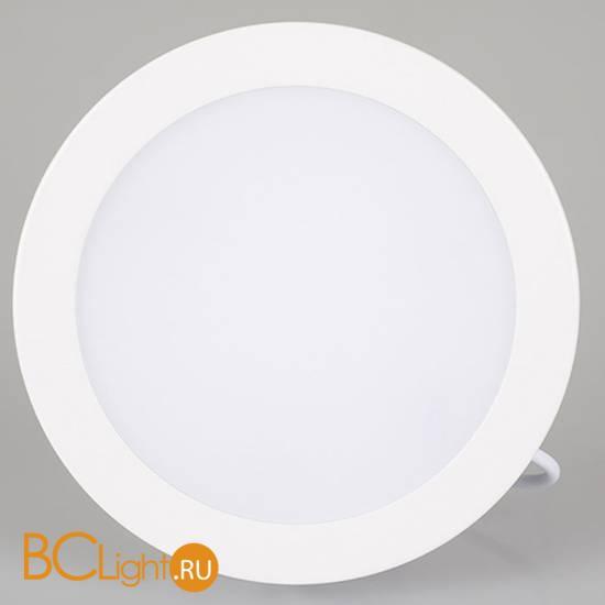 Встраиваемый светильник ArLight DL-BL145-12W Warm White 021438