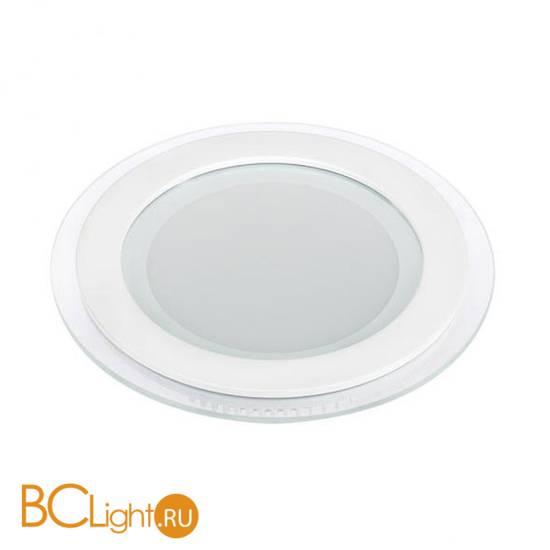 Встраиваемый светильник ArLight LT-R160WH 12W Warm White 120deg 016571