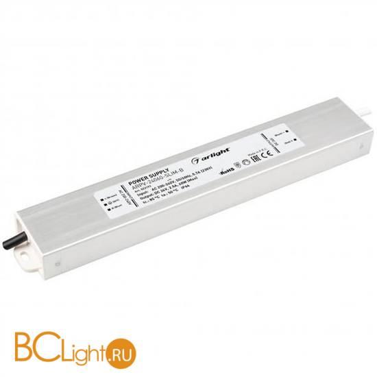 Блок питания ArLight ARPV-24060-SLIM-B (24V, 2.5A, 60W) 022193