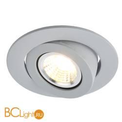 Встраиваемый светильник Arte Lamp Accento A4009PL-1GY