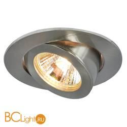 Встраиваемый спот (точечный светильник) Arte Lamp Accento A4009PL-1SS