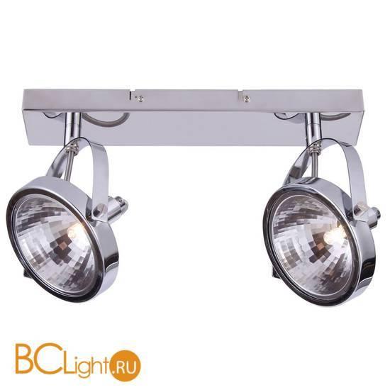 Спот (точечный светильник) Arte Lamp Alieno A4506PL-2CC