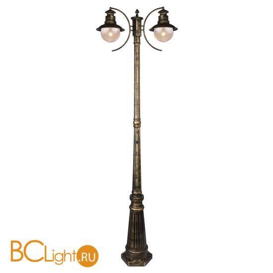 Садово-парковый фонарь Arte Lamp Amsterdam A1523PA-2BN