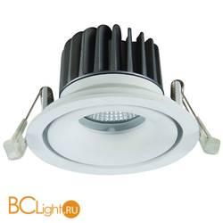 Встраиваемый спот (точечный светильник) Arte Lamp Apertura A3310PL-1WH