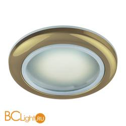 Встраиваемый спот (точечный светильник) Arte Lamp Aqua A2024PL-3GO