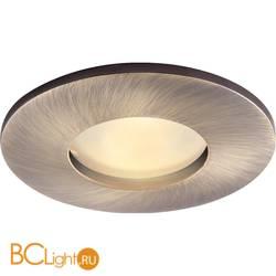 Встраиваемый спот (точечный светильник) Arte Lamp Aqua A5440PL-1AB