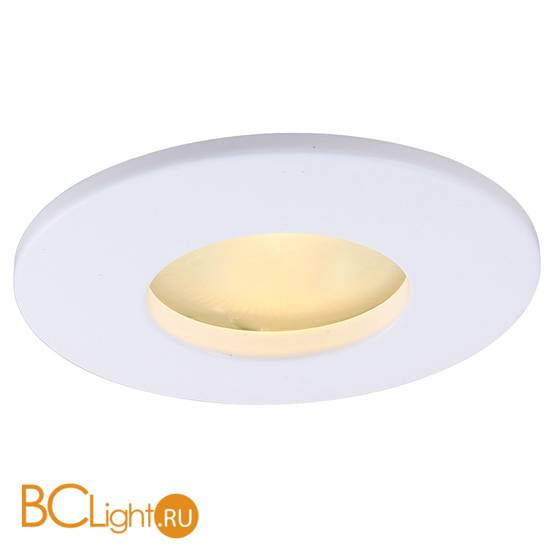 Встраиваемый спот (точечный светильник) Arte Lamp Aqua A5440PL-1WH