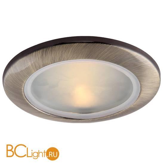 Встраиваемый спот (точечный светильник) Arte Lamp Aqua A2024PL-1AB