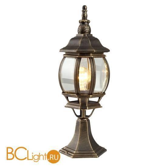 Садово-парковый фонарь Arte Lamp Atlanta A1044FN-1BN