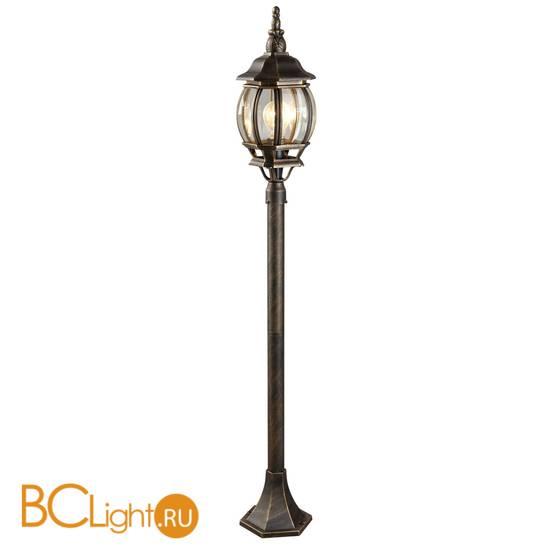 Садово-парковый фонарь Arte Lamp Atlanta A1046PA-1BN