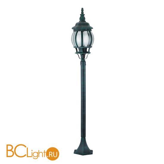 Садово-парковый светильник Arte Lamp ATLANTA A1046PA-1BG