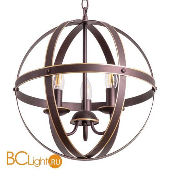 Подвесной светильник Arte Lamp Babbu A1087SP-3BR