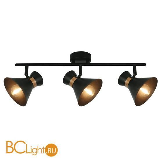 Спот (точечный светильник) Arte Lamp Baltimore A1406PL-3BK
