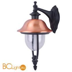 Светильник уличный настенный Arte Lamp BARCELONA A1482AL-1BK