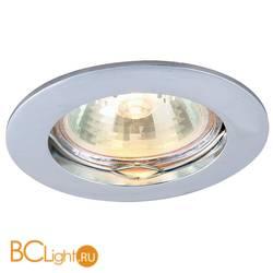 Встраиваемый спот (точечный светильник) Arte Lamp Basic A2103PL-1CC