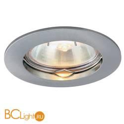 Встраиваемый спот (точечный светильник) Arte Lamp Basic A2103PL-1SS