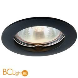 Встраиваемый спот (точечный светильник) Arte Lamp Basic A2103PL-1BK