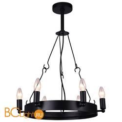 Люстра Arte Lamp Bastiglia A8811SP-6BK