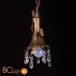 Подвесной светильник Arte Lamp Bells A1796SP-1BG