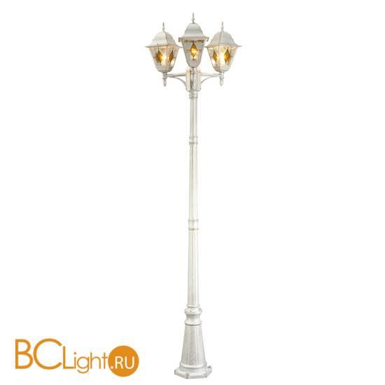 Садово-парковый фонарь Arte Lamp Berlin A1017PA-3WG