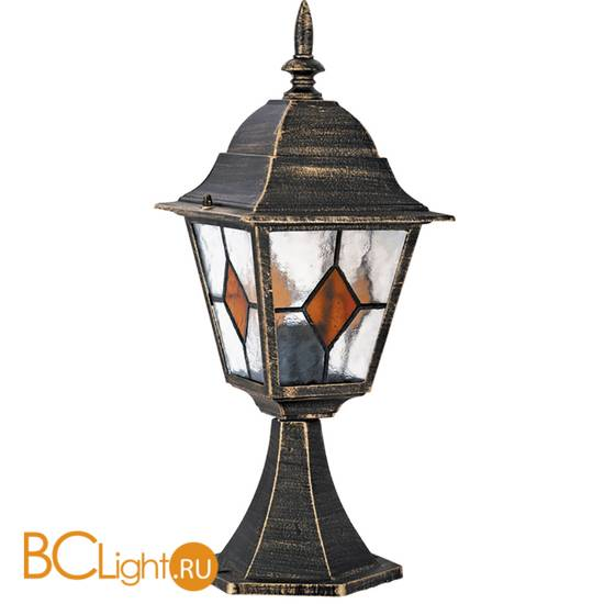 Садово-парковый светильник Arte Lamp Berlin A1014FN-1BN