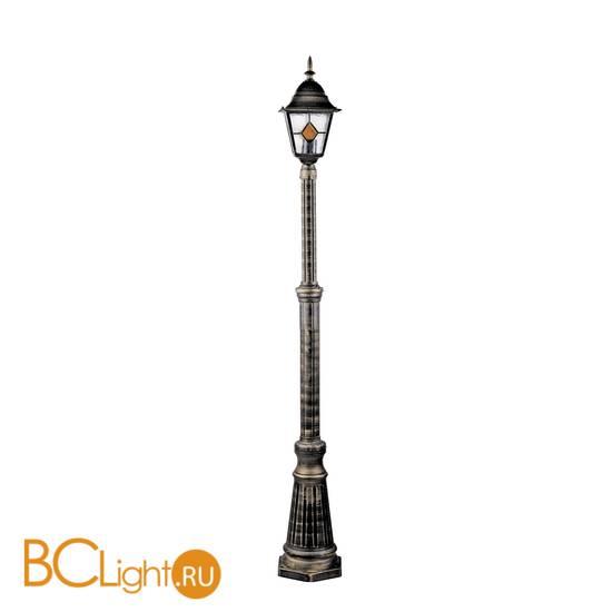 Садово-парковый фонарь Arte Lamp Berlin A1017PA-1BN