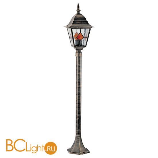 Садово-парковый фонарь Arte Lamp Berlin A1016PA-1BN