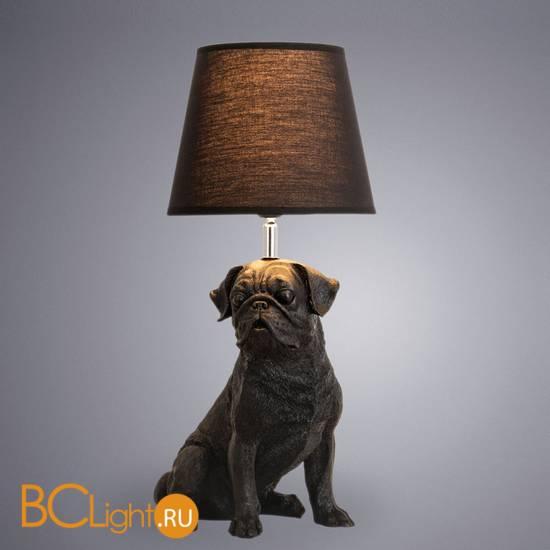 Настольная лампа Arte Lamp Bobby A1512LT-1BK