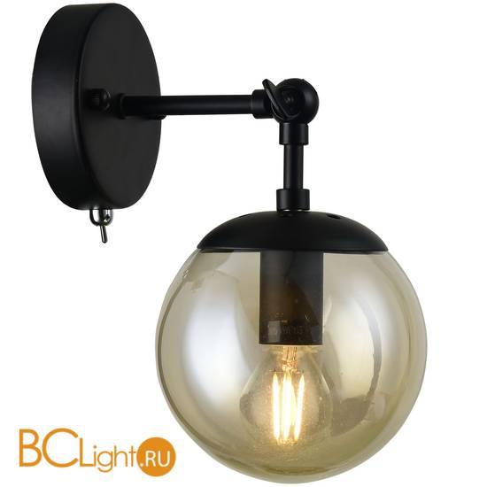 Бра Arte Lamp Bolla A1664AP-1BK