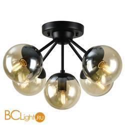 Потолочная люстра Arte Lamp Bolla A1664PL-5BK