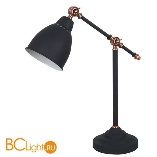 Настольная лампа Arte Lamp Braccio A2054LT-1BK