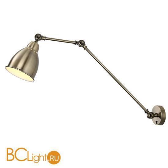 Бра Arte Lamp Braccio A2055AP-1AB
