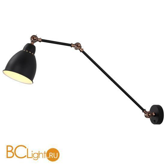 Бра Arte Lamp Braccio A2055AP-1BK