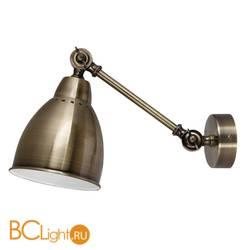Бра Arte Lamp Braccio A2054AP-1AB