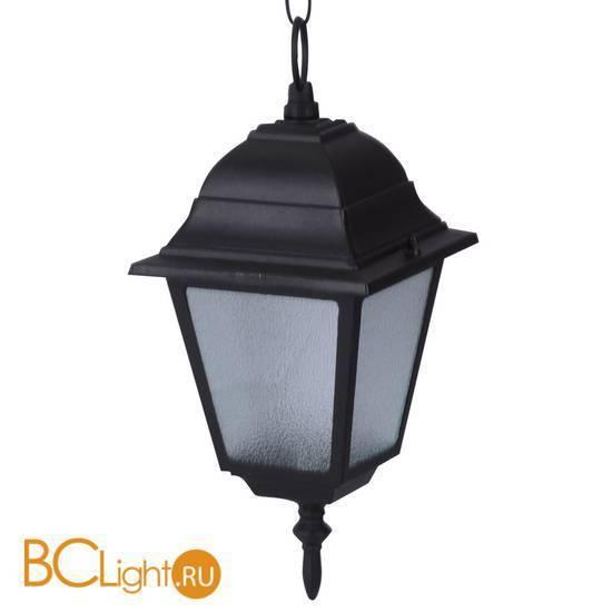 Подвесной светильник уличный Arte Lamp BREMEN A1015SO-1BK
