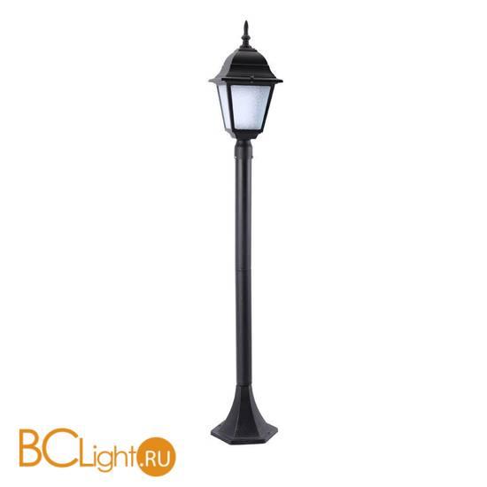 Садово-парковый светильник Arte Lamp BREMEN A1016PA-1BK