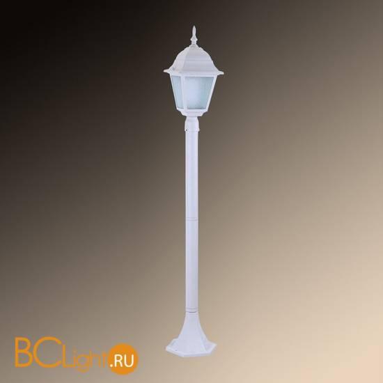 Садово-парковый светильник Arte Lamp BREMEN A1016PA-1WH