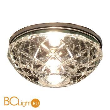 Встраиваемый спот (точечный светильник) Arte Lamp BRILLIANTS A8357PL-1CC