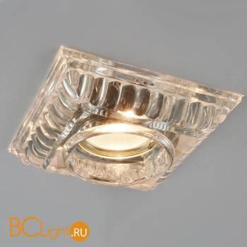 Встраиваемый спот (точечный светильник) Arte Lamp Brilliants A8364PL-1CC