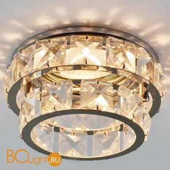 Встраиваемый спот (точечный светильник) Arte Lamp Brilliants A8372PL-1CC
