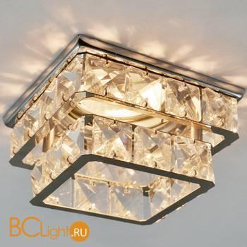 Встраиваемый спот (точечный светильник) Arte Lamp Brilliants A8374PL-1CC