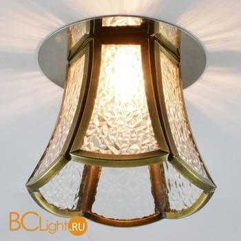 Встраиваемый светильник Arte Lamp Brilliants A8375PL-1AB